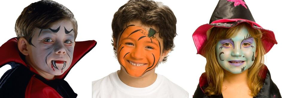 halloween - Halloween Face Paint Ideas For Children