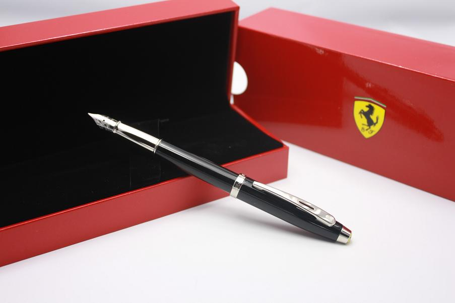 SHEAFFER Sfera Ferrari VFM Gloss Yellow Ballpoint Pen