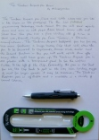 Tombow Airpress ballpoint pen review
