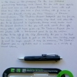 Tombow Airpress ballpoint pen review