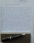 Parker Sonnet Fountain pen review